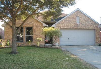 Cypress Single Family Home For Sale: 7406 Oakwood Canyon Drive