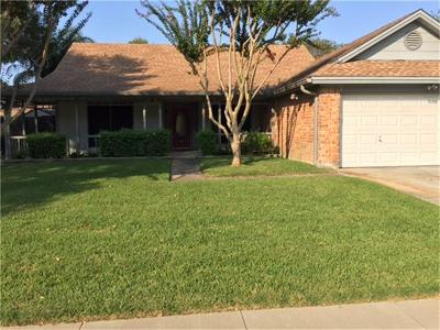 Pearland Single Family Home For Sale: 2413 Parkview Drive
