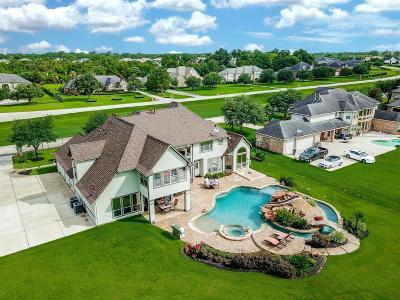 Missouri City Single Family Home Pending: 4619 Creek Point Lane