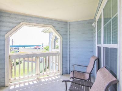 Galveston Condo/Townhouse For Sale: 7000 Seawall Boulevard #133