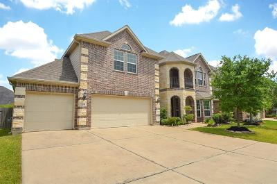 Pearland Single Family Home For Sale: 3219 Brentwood Lane