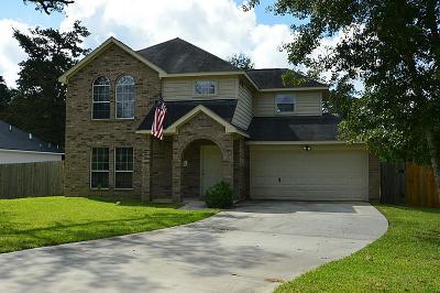 Conroe Single Family Home For Sale: 3672 Pin Oak Drive