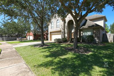 Sugar Land Single Family Home For Sale: 14934 White Forge Lane