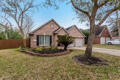 Sugar Land Single Family Home For Sale: 8514 Babbling Brook Court