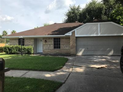 Cypress Single Family Home For Sale: 14107 Galvani Drive