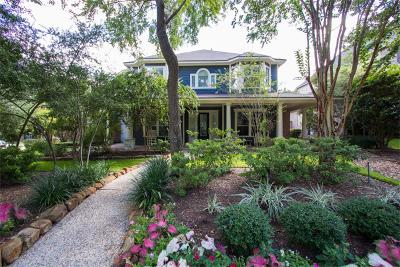The Woodlands Single Family Home For Sale: 3 W Old Sterling Circle