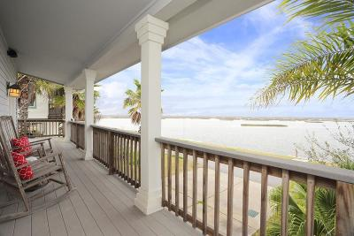 Bayou Vista Single Family Home For Sale: 1289 Blue Heron Street