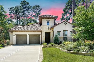 The Woodlands Single Family Home For Sale: 22 Cassena Grove Place
