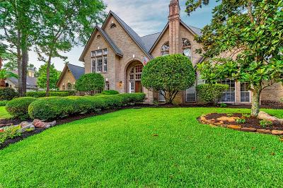 Kingwood Single Family Home For Sale: 6015 Trinity Isle Court
