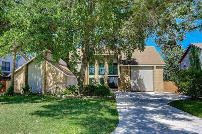 Kingwood Single Family Home For Sale: 8954 Shoreview Lane