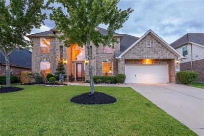Katy Single Family Home For Sale: 3527 Cottage Manor Lane