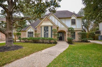 Katy Single Family Home For Sale: 1414 Dominion Drive