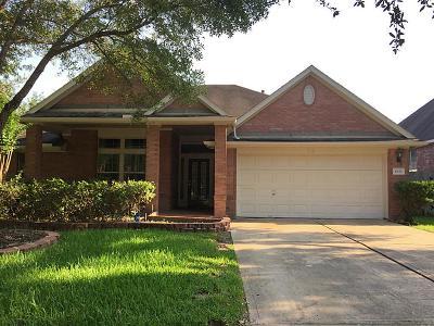 Missouri City Single Family Home For Sale: 4922 Big Elm