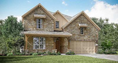 Conroe Single Family Home For Sale: 2349 Old Stone Drive