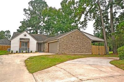Montgomery Single Family Home For Sale: 12733 Walden Road