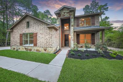 Huffman Single Family Home For Sale: 1143 N Commons View Drive