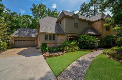 Houston Single Family Home For Sale: 3806 Wildwood Ridge Drive