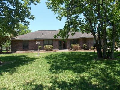 Kemah Single Family Home For Sale: 1012 Delesandri Lane