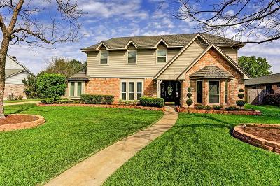 Jersey Village Single Family Home For Sale: 15802 Tenbury Street