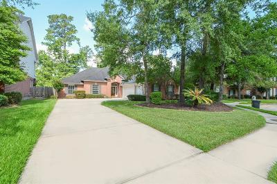Spring Single Family Home For Sale: 25839 Clear Springs Way