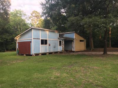 Plantersville Single Family Home For Sale: 13358 Lueders Lane