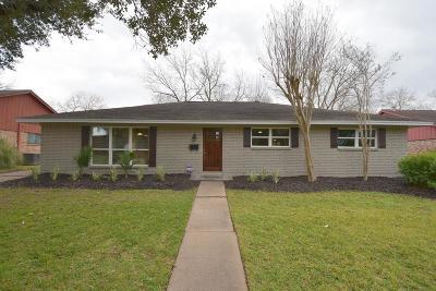 Houston Single Family Home For Sale: 5523 Cartagena Street