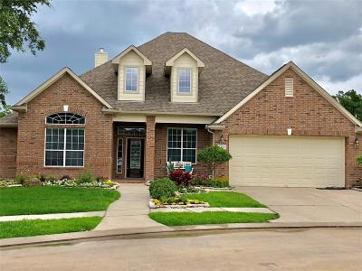 Pearland Single Family Home For Sale: 2404 Walker Court