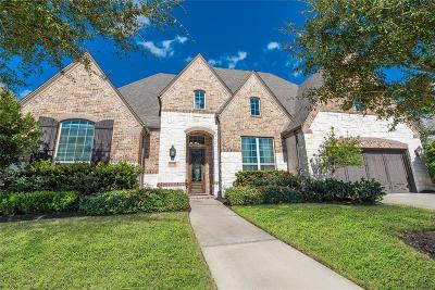 Katy Single Family Home For Sale: 3210 Wimberly Place Lane