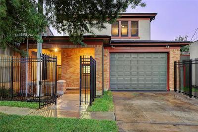 Houston Multi Family Home For Sale: 910 Hardy Street