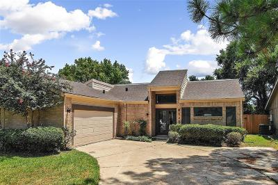 Single Family Home For Sale: 6111 Ogden Forest Drive