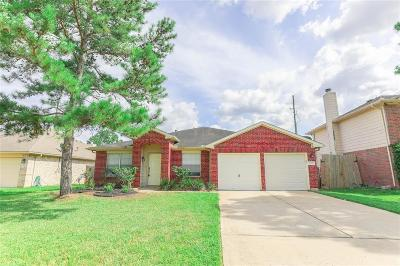 Single Family Home For Sale: 17431 Coventry Oaks Drive