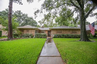 Houston Single Family Home For Sale: 10006 Burgoyne Road