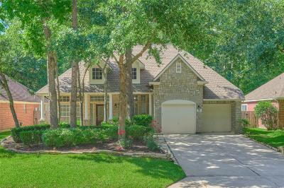 The Woodlands Single Family Home For Sale: 174 N Wimberly Way