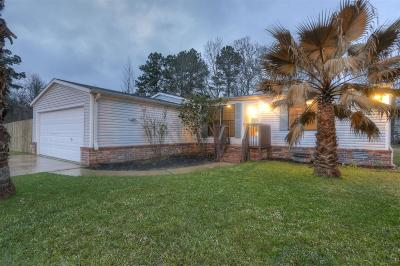 Conroe Single Family Home For Sale: 16494 Hill Country Drive