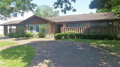 Meyerland Single Family Home For Sale: 5014 N Braeswood Blvd