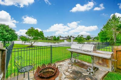Cypress Single Family Home For Sale: 15122 By The Lake Way