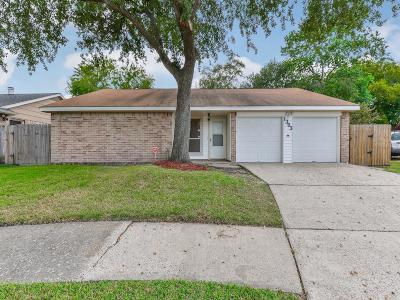 Channelview Single Family Home For Sale: 1363 Leadenhall Circle