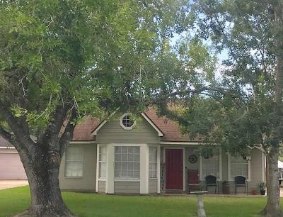 Angleton Single Family Home For Sale: 7131 Beechwood Drive