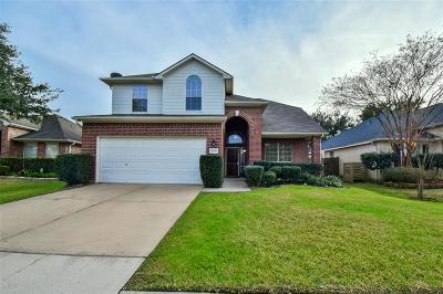 Tomball Single Family Home For Sale: 11935 Lucky Meadow Drive