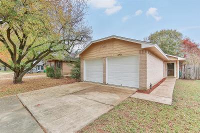 Tomball Single Family Home For Sale: 11926 Westwold Drive