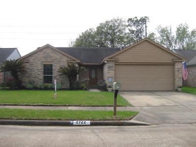Sugar Land Single Family Home For Sale: 2722 Chimneystone Circle