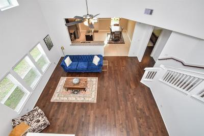 Manvel Single Family Home For Sale: 5 Desert Sun Court