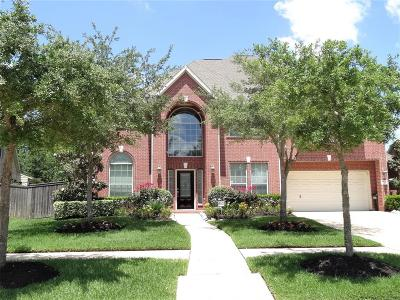 Riverstone Single Family Home For Sale: 5619 Riverstone Crossing Drive