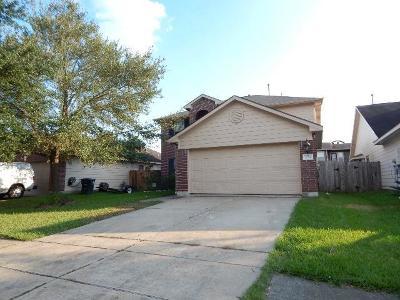Houston Single Family Home For Sale: 12331 Magnolia Canyon