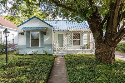 Houston Single Family Home For Sale: 118 E 23rd Street