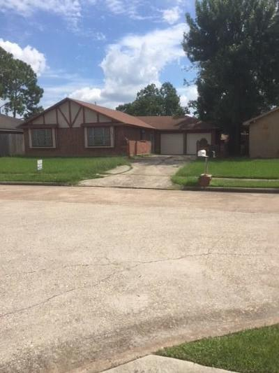 Pasadena Single Family Home For Sale: 1218 Bournemouth Drive