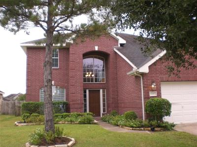 Katy Single Family Home For Sale: 24803 Blane