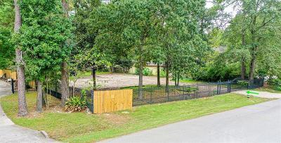 Spring Residential Lots & Land For Sale: 25911 Oak Ridge Drive