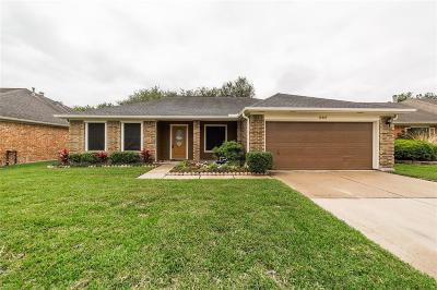 Katy Single Family Home For Sale: 19207 Wildoats Drive