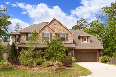 Conroe Single Family Home For Sale: 1820 Lily Meadows Drive